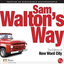 Sam Walton's Way Audiobook by  The Editors of New Word City Narrated by Suzanne Toren