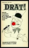 img - for Drat W. C. Fields Book book / textbook / text book