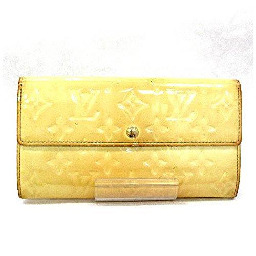 Louis Vuitton(ルイヴィトン) ヴェルニ 長財布M91523 [中古]