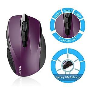 TeckNet® Pro M003 Wireless Mouse by TeckNet
