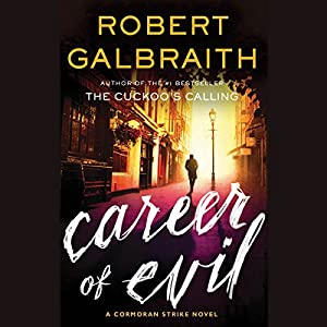 Career of Evil Audiobook