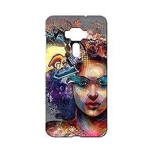 BLUEDIO Designer Printed Back case cover for Asus Zenfone 3 (ZE520KL) 5.2 Inch - G3669