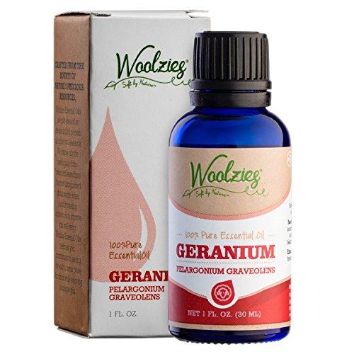 100% Pure Geranium Essential Oil