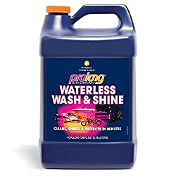 Prolong Super Lubricants PSL64128-2PK Waterless Wash and Shine - 1 Gallon, (Pack of 2)