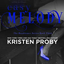 Easy Melody Audiobook by Kristen Proby Narrated by Rachel Fulginiti, Sebastian York