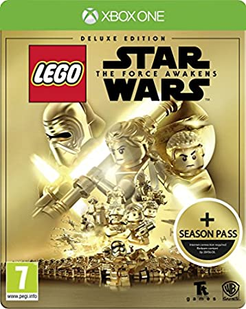 LEGO Star Wars: The Force Awakens Deluxe Steelbook Edition (Exclusive to Amazon.co.uk) (Xbox One)