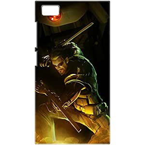 a AND b Designer Printed Mobile Back Cover / Back Case For Xiaomi Mi 3 (XOM_MI3_3D_2152)