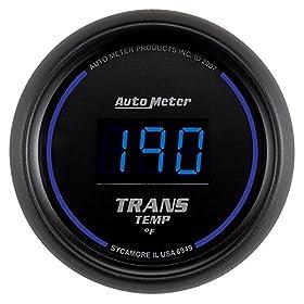 Auto Meter 6949 Cobalt Digital Transmission Temperature Gauge