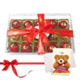 Best Collection Of Nicely Wrapped Choco Treat With Sorry Card - Chocholik Luxury Chocolates