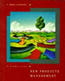 New Products Management (The Irwin series in marketing)