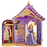 Disney Princess Little Kingdom Magiclip Rapunzel Room Playset