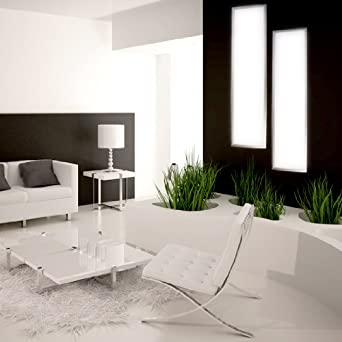 panneau lumineux led led ledpl120x30 applique murale dalle de de plafond 120x30cm. Black Bedroom Furniture Sets. Home Design Ideas