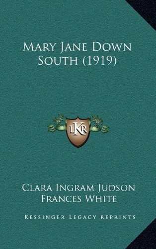 Mary Jane Down South (1919)