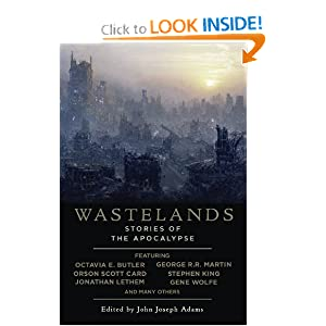 Wastelands by John Joseph Adams