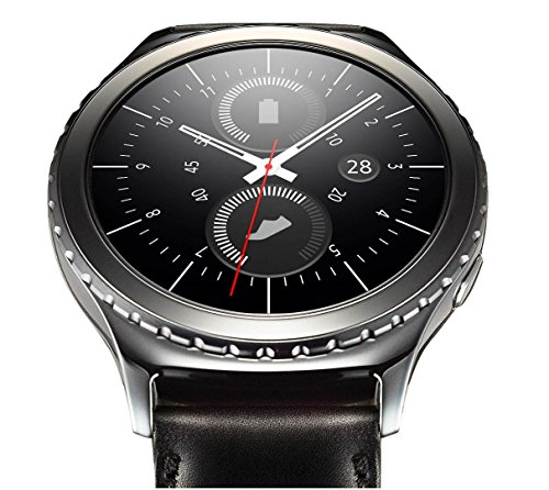Samsung Gear S2 Classic Montre connectée SM-R732, Noir 4GB -Asia Version-