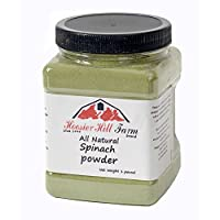 Hoosier Hill Farm Pure Spinach Powder, 1 lb