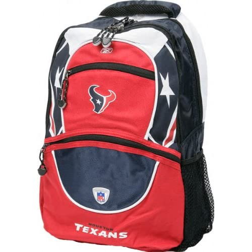Amazon.com : Houston Texans Backpack With Embroidered Logo : Sports