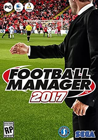 Football Manager 2017 - Mac [Online Game Code]