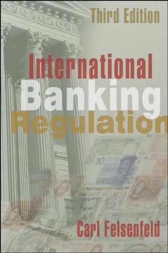 International Banking Regulation - 3rd Edition