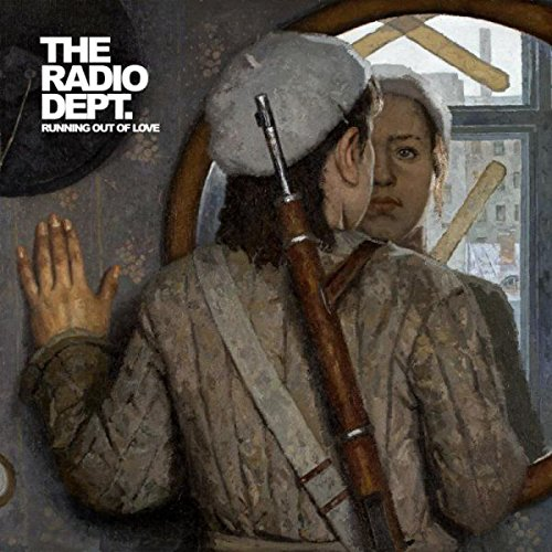 The Radio Dept. - Running Out Of Love [Clear LP]