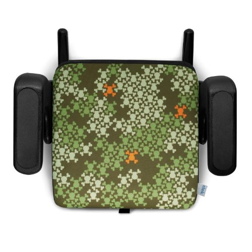 Clek Olli Backless Booster Car Seat, Paul Frank Skurvy Camo