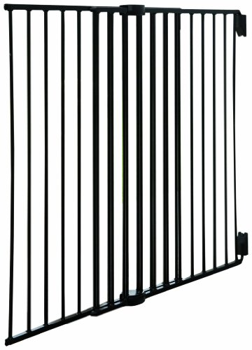 Savic Dog Barrier Gate Outdoor Black
