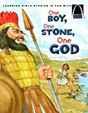 img - for One Boy, One Stone, One God (Arch Books) book / textbook / text book