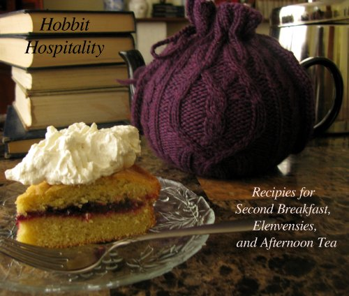 Hobbit Hospitality: Recipes for Second Breakfast, Elevenses, and Afternoon Tea (The Hobbit Recipes compare prices)
