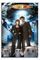 Doctor Who Adipose Donna Noble Poster - 36 x 24 Inches (91.5 x 61 cms)