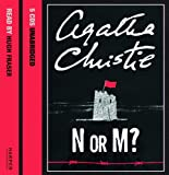 N or M?: Complete & Unabridged Agatha Christie
