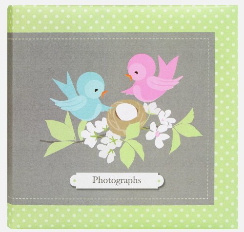 Pepper Pot Large Photo Album, Nesting