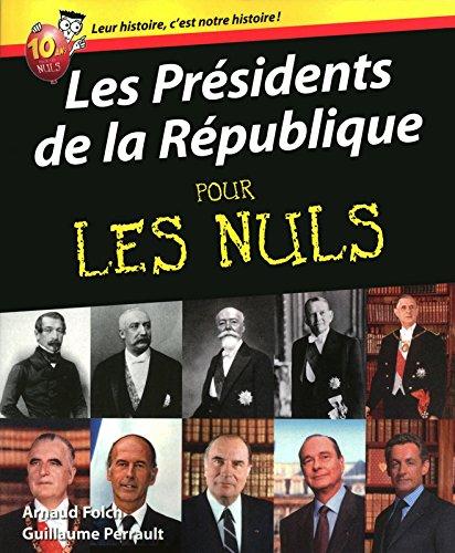 Les-Prsidents-de-la-Rpublique-pour-les-Nuls