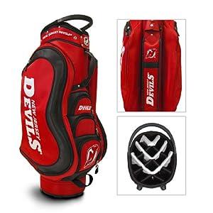 New Jersey Devils NHL Cart Bag - 14 way Medalist - TGO-14635 by Team Golf