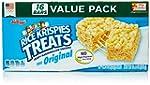 Rice Krispies Treats Bars, The Origin...