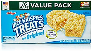 Rice Krispies Treats Bars, The Original, 16 Count