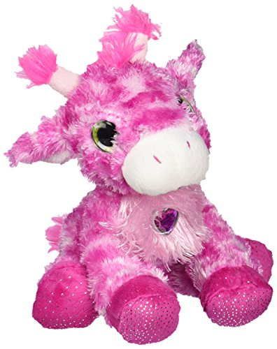 "Wild Republic Sweet and Sassy Giraffe 8"" Plush"