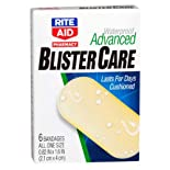 Rite Aid Blister Care, 6 ea
