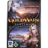 "Guild Wars Platinum Edition (inkl. Prophecies & Eye of the North)von ""NCsoft Europe"""