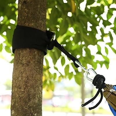 LEADSTAR 300x200 cm Mehrpersonen Nylon Hängematte Ultraleicht Tragbar Belastbarkeit bis 300 kg von LEADSTAR bei Gartenmöbel von Du und Dein Garten