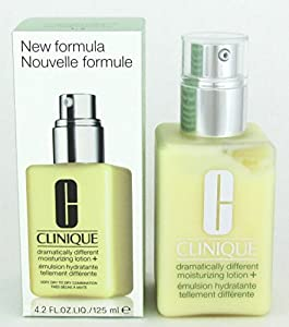 Clinique Dramatically Different Moisturizing Lotion+ 4.2 oz