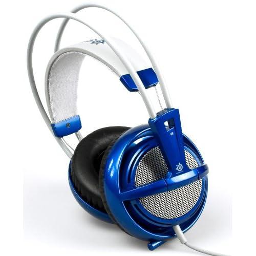 Siberia v2 Full-size Headset (Blue) 51107の写真02。おしゃれなヘッドホンをおすすめ-HEADMAN(ヘッドマン)-