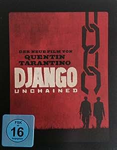 Django Unchained - Limited Steelbook Edition (Blu-ray)