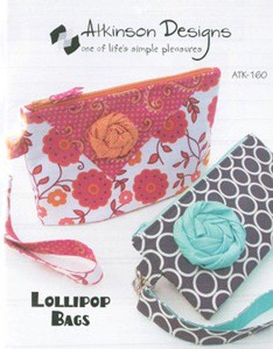 Lollipops Bags Pattern By Atkinson Designs