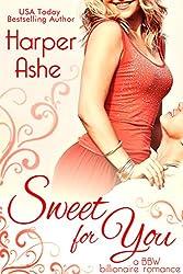 Sweet for You: A BBW Billionaire Romance (Sweet A BBW Romance Book 1) (English Edition)