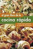 El gran libro de la cocina r�pida (Cocina (de Vecchi))
