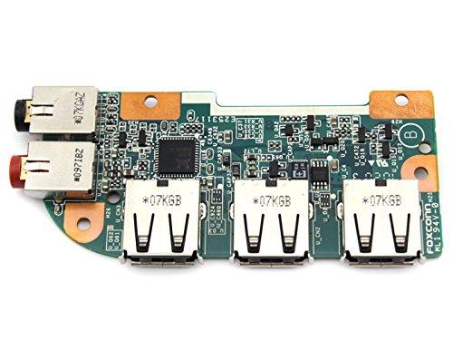 SEENIGHT� USB Audio Enunciate Board Fits Sony Vaio VPC-EA VPC-EB Series IFX-565 A1776825A NEW