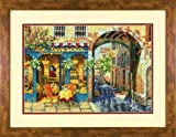 Charming Waterway -Gold Collection - Cross Stitch Kit