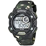 Timex Men's T499769J Expedition Digital Watch with Camouflage Strap