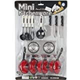 13 Sets Children Play House Toys/simulation Kitchen Utensils 14002605