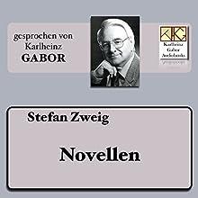 Novellen Hörbuch von Stefan Zweig Gesprochen von: Karlheinz Gabor